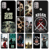 Phone Case For moto One Fusion G30 G9 Play G8 Power Lite Plus G10 E6s Edge 20 Pro G30 G40 Fusion G60 Capa The walking dead