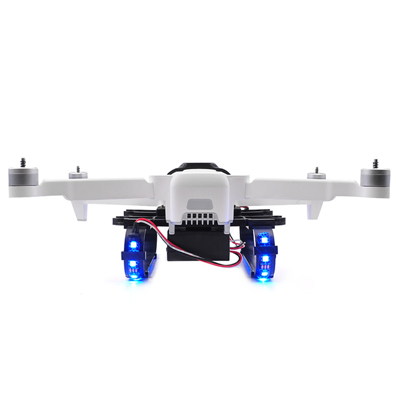 LED Light Extended Landing Gear Kit Accessories For Fimi X8 SE Drone JA55