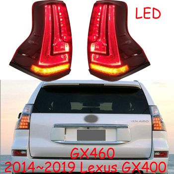 car bumper taillamp for Lexus Taillight GX460 GX400 2014~2019y LED car accessories tail lamp for lexus rear light