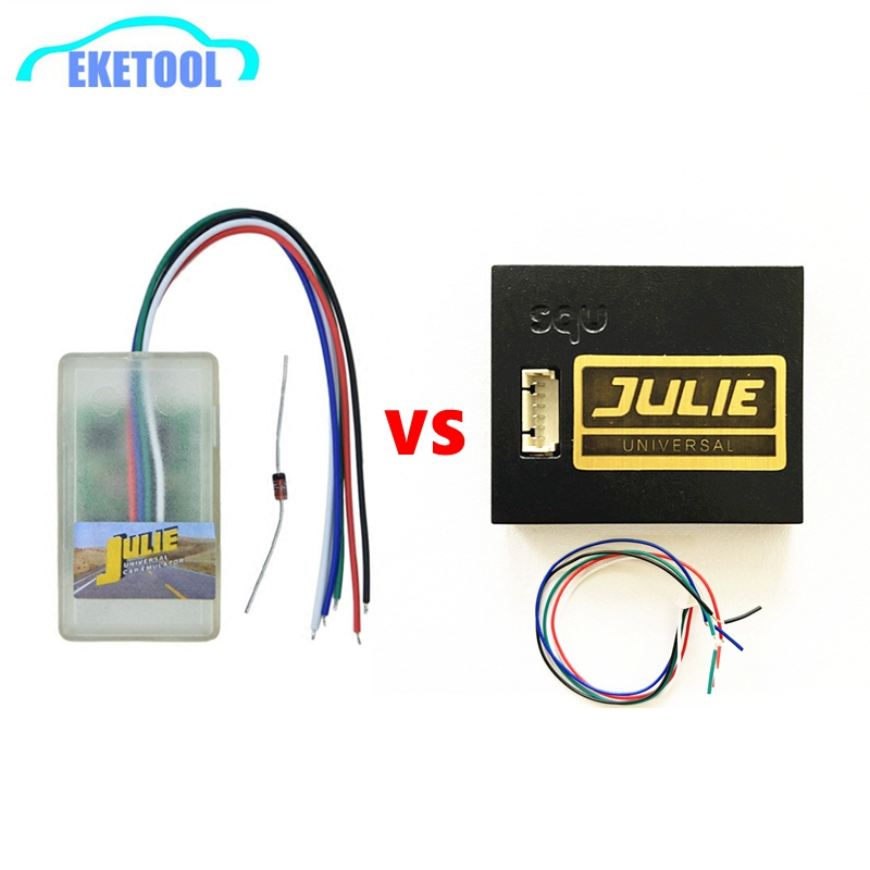 New IMMO Emulator Julie Emulator V96 Universal For CAN-BUS K-Line Cars For Seat Occupancy OBD Diagnostic Tool Sensor JULIE IMMO