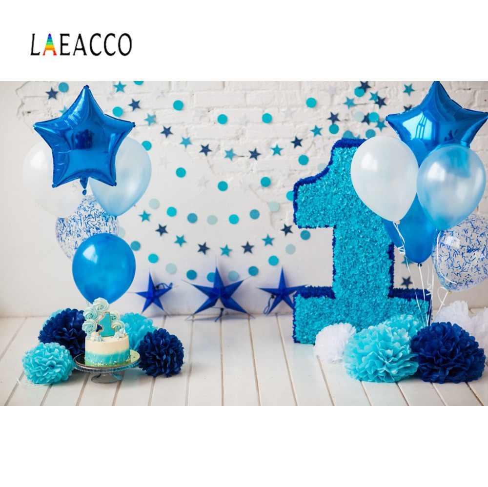 플라밍고 사진을위한 생일 배경 핑크 풍선 꽃 케이크 디저트 벽 아기 초상화 사진 배경 사진 스튜디오