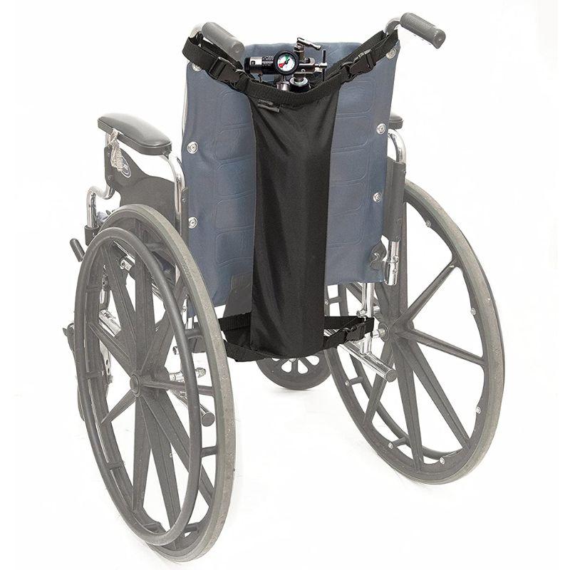 cadeira oxigênio tanque à prova dwaterproof água preto pendurado ba