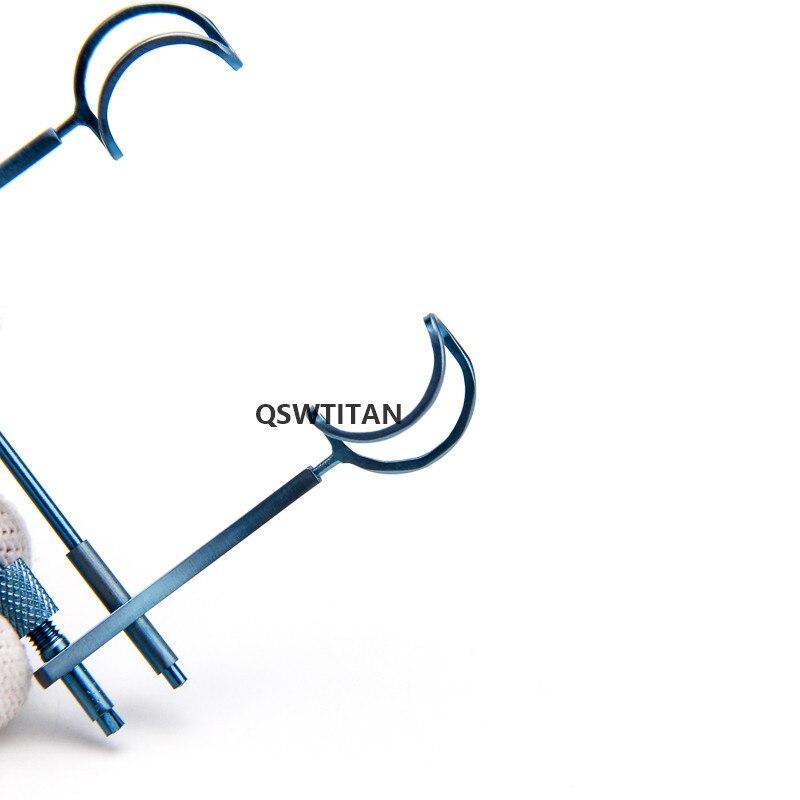 fio da lâmina oftálmica instrumentos cirúrgicos abridor ferramentas pálpebra