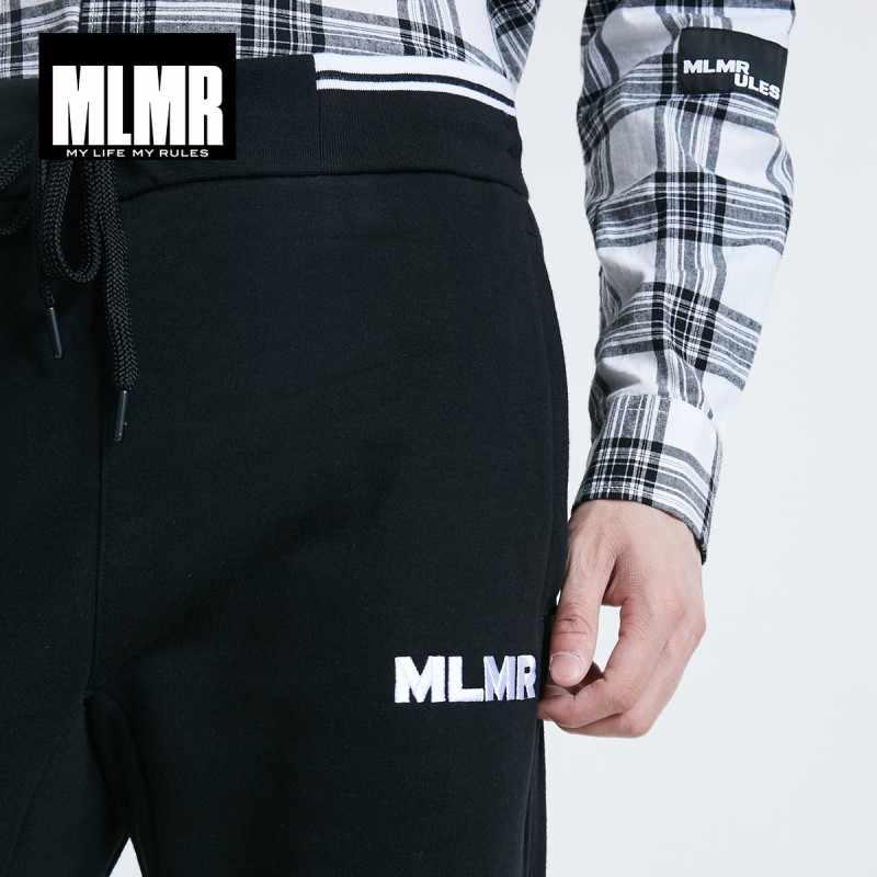 Mlmr 男性のスポーツインナーフリースジョガーパンツスポーティ流行メンズウェアジャック · ジョーンズ新ブランド 219114506