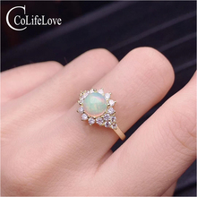 Awesome Look Natural Australian Opal Ring Multi Fire 925 Solid Sterling Silver Ring Jewelry Handmade Top Opal Christmas Sale Gift for Rings