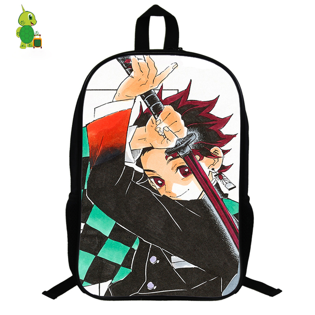 Demon Slayer: Kimetsu No Yaiba Backpack