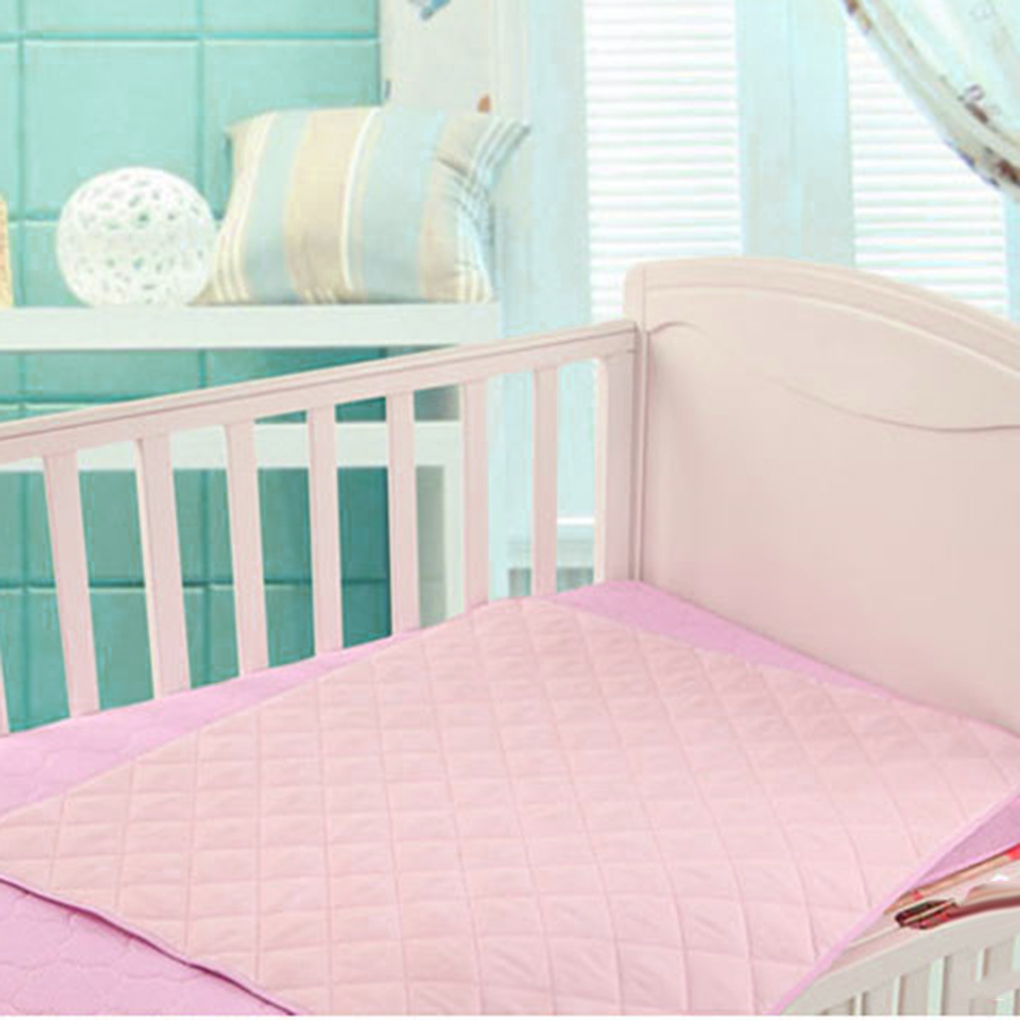 50*70cm/70*120cm Waterproof Baby Infant Diaper Nappy Urine Mat Kid Simple Bedding Changing Cover Pad Sheet Protector   Happy Baby Mama