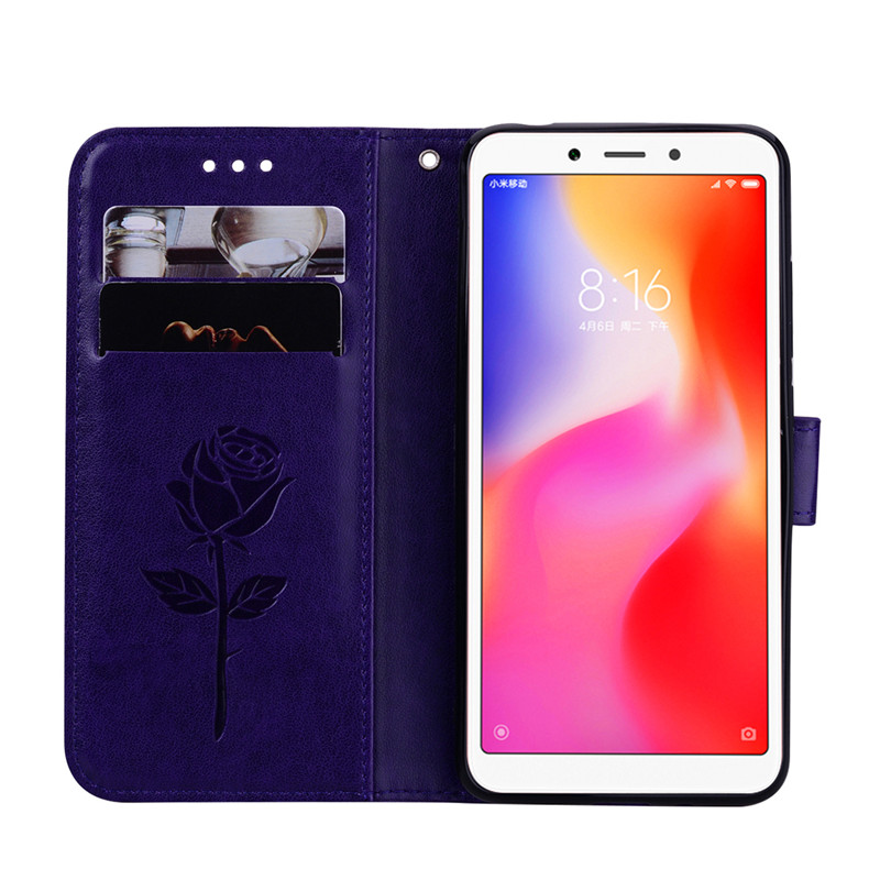 Hda851de01ebf406caeb24bb053f8de935 - Rose Flower Leather Case For Samsung Galaxy S8 S9 Plus S7 S6 Edge S5 S3 S4 J3 J5 J7 A3 A5 J1 2016 2017 J2 Grand Prime Flip Cover