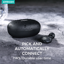 Joyroom Tws Oortelefoon Bluetooth 5.0 Draadloze Koptelefoon Sport 3D Stereo Geluid Oordopjes In Ear Met Microfoon En Opladen Doos