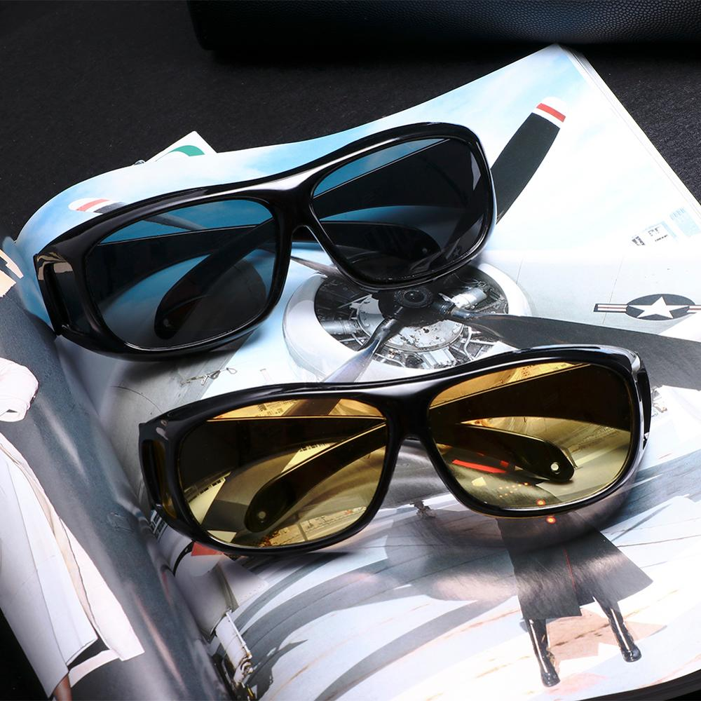Women's Fashion Protection Large Frame Sunglasses Vintage Driving Travelling Sunglasses For Women 40FP14