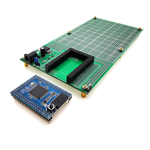 Image 1 - Placa de pão do pwb do protótipo do lado dobro diy 100x200mm 4.096 v e mega mini 2560 kits