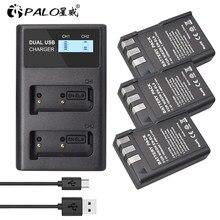 EN-EL9 EN EL9 EN-EL9a EN EL9a EL9a Batterie + Chargeur LCD pour Nikon EN-EL9a D40 D40X D60 D3000 D5000
