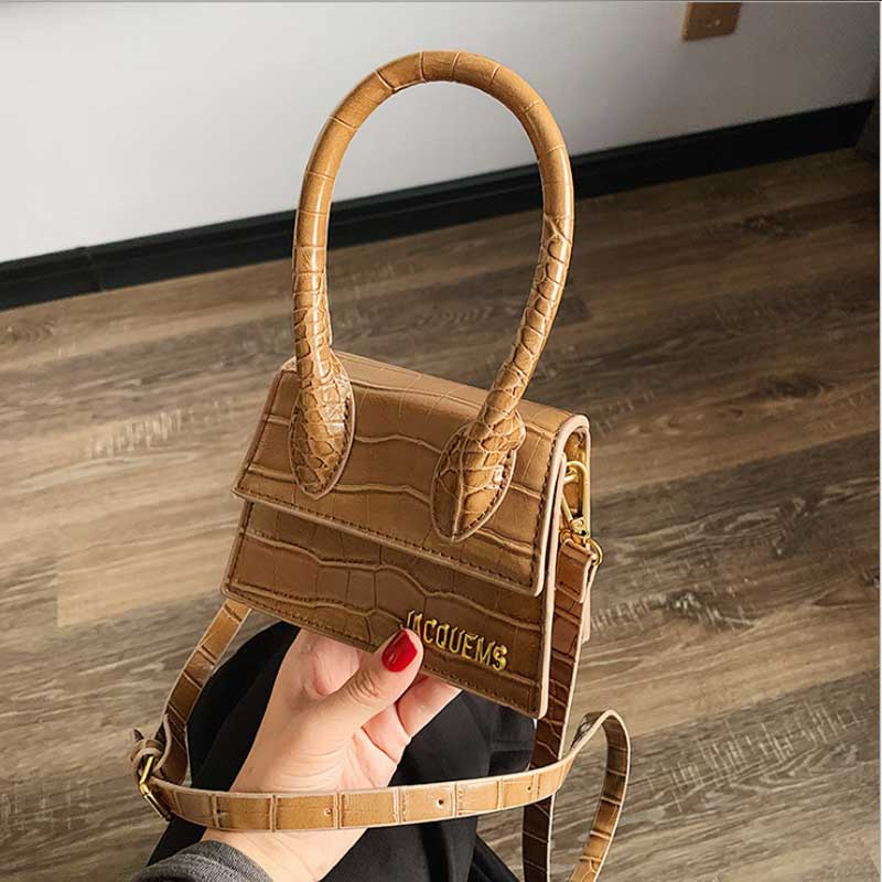 Women Handbag Tote-Bag Messenger-Bags Small Famous-Brand for Luxury