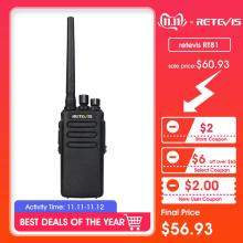 10W DMR Radio Digital Walkie Talkie IP67 Waterproof Retevis RT81 UHF 400-470 Mhz VOX Encryption Digital/Analog Modes A9119A