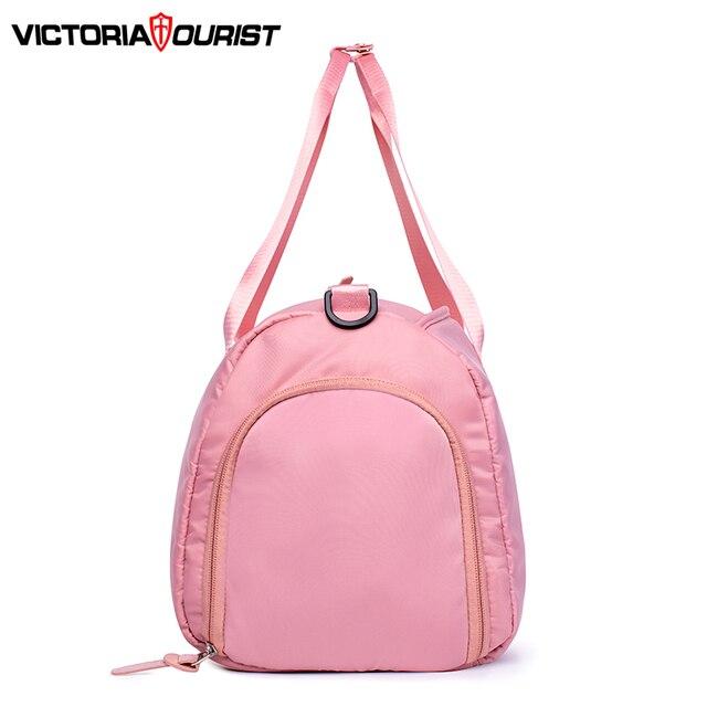 Victoriatourist Travel bag women Luggage bag versatile Duffle bag for business trip leisure sport gym General