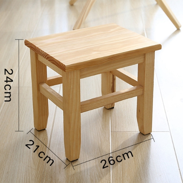Multi-Function Solid Wood Bench  2