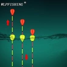 WLPFISHING-flotadores de pesca, flotadores de pesca de deslizamiento, Nano Bobber compuesto especial para miopía, aparejos para amantes de la pesca