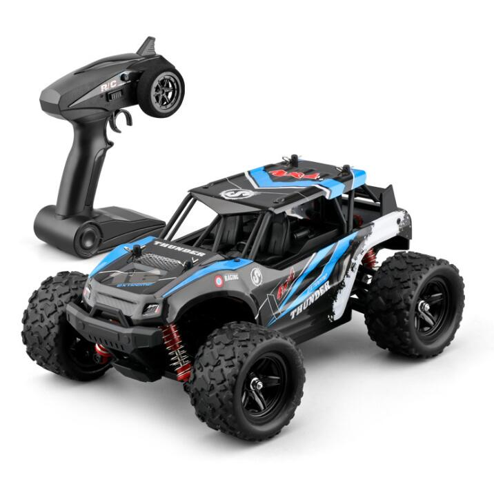 Super High-speed Remote Control Car Professional Big Four-wheel Drive Climbing Off-road Racing Super Fuel-powered Toys