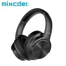 Mixcder E9 активный Шум шумоподавления Беспроводной Bluetooth наушники непрерывного воспроизведения может достигать 30 часов Bluetooth гарнитура с супер HiFi глубокий бас-гитара