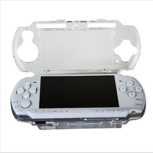 Image 1 - Clear Transparent Hard Case Protective Cover Shell for Sony PlayStation Portable PSP 2000 3000 console Crystal Body Protector