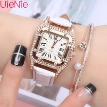 Часы наручные женские кварцевые с мозаикой модные роскошные