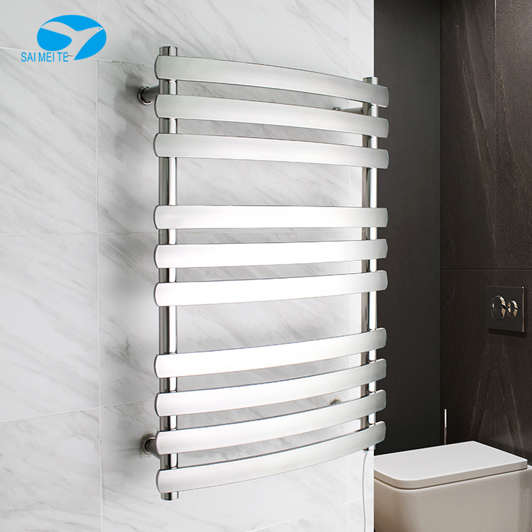 Elegant Beauty Manufacturers Direct Selling 304 Stainless Steel Towel Rack Bathroom Hardware Pendant Light Sanitary Ware Electri