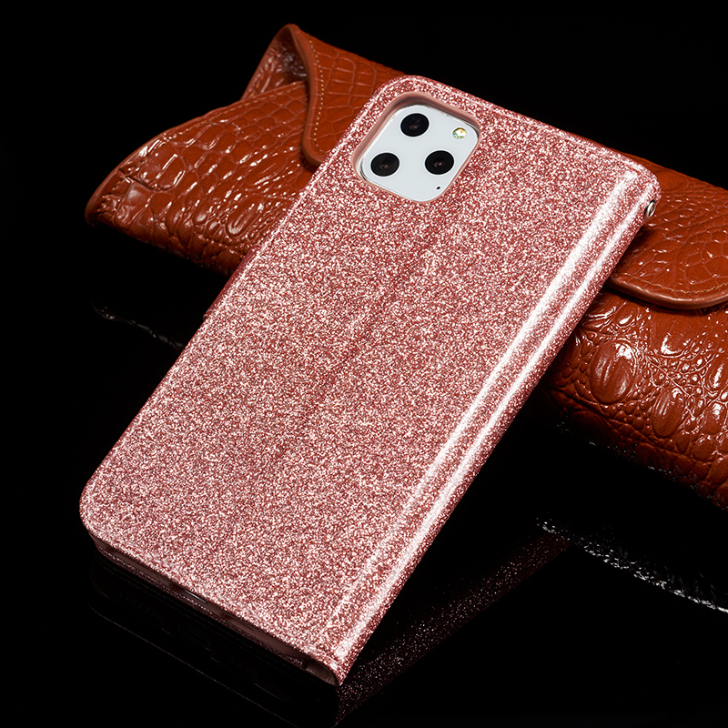 Bling Glitter Leather Case for iPhone 11/11 Pro/11 Pro Max 1