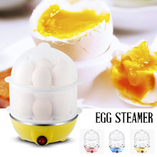Electric Cooker Egg Steamer Steel 220V Home Multi-Function Double-layer Kitchen Cooking Pot Braise Boiling Tools