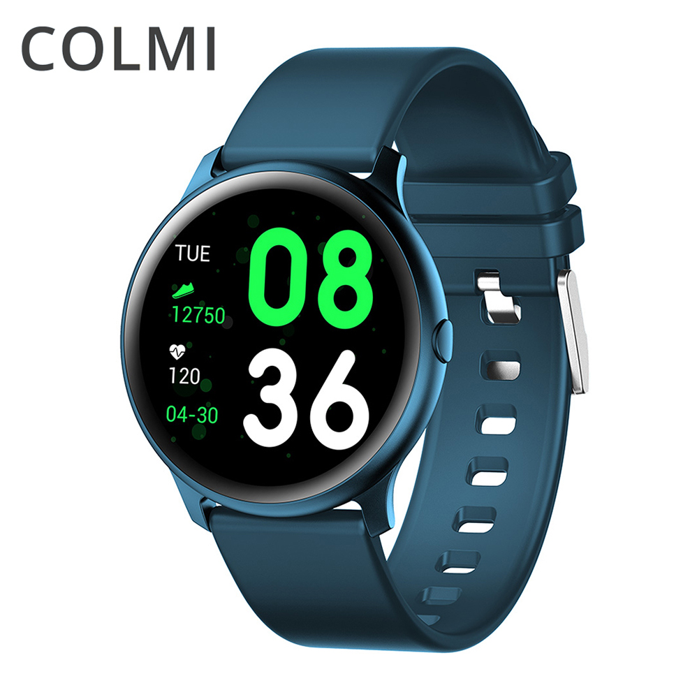 COLMI CKW19 Smart Watch Men IP67 Waterproof Multiple Sports Mode Heart Rate Weather Forecast Bluetooth Smartwatch