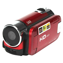 1080P 16X Digital Zoom Full HD 16MP Video Recorder Camcorder DV Camera Portable