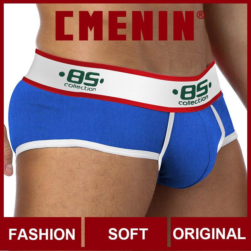 High Quality Sexy Underwear Men Jockstrap Briefs Nylon Gay Men Bikini Underware Comfortable Cueca Male Panties Lingeire BS171