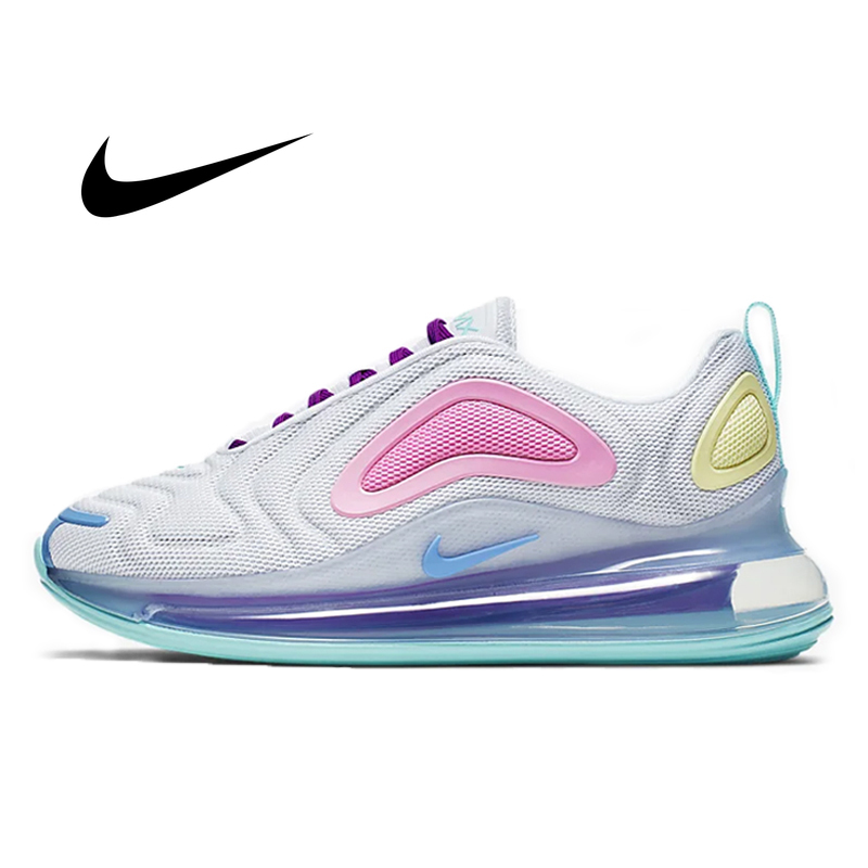Nike Air Max 720 2019 New Women's Running Shoes Breathable Sports Sneakers Comfortable Fashion Athletics Footwear AR9293-102