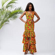 Африканские платья для женщин 2021 kente африканские женские