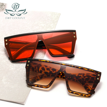 D&T New Fashion Modern Connecting Lens Sunglasses Personalit
