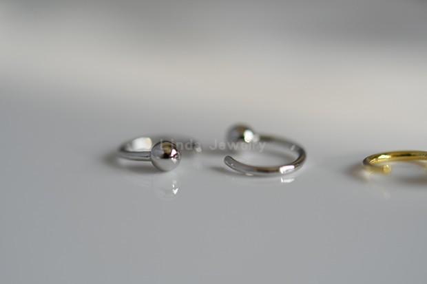 Hda8a501f79434dd681a1f4031b542bbb1 - S925 sterling silver ear bone temperament simple hypoallergenic ear ring personality earrings for women