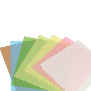 Image 2 - 7pcs/set  Lapping Film Sheets Assortment Precision for Polishing Sandpaper 1500/2000/4000/6000/8000/10000/12000 Grits