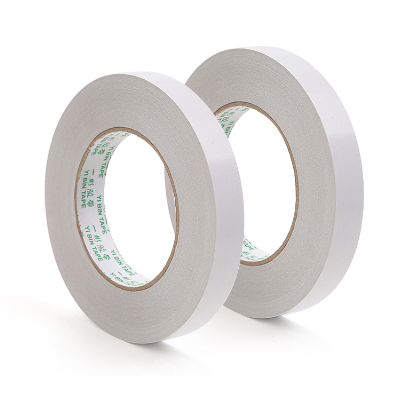 Slim Strong Adhesive Double Sided Sticky Tape nano magic tape Super Strong Double Faced Adhesive Tape White Powerful Double Tape