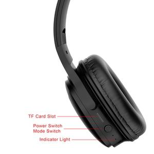 Image 3 - AWI H1 Bluetooth Kopfhörer Wireless Headset Stereo Über ohr Noise Cancelling kopfhörer Gaming Headset mit Mic Unterstützung TF Karte