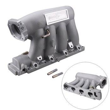 Aluminum Alloy Intake Manifold Black For 06-11 Honda Civic Rugged Intake Manifold CR1825