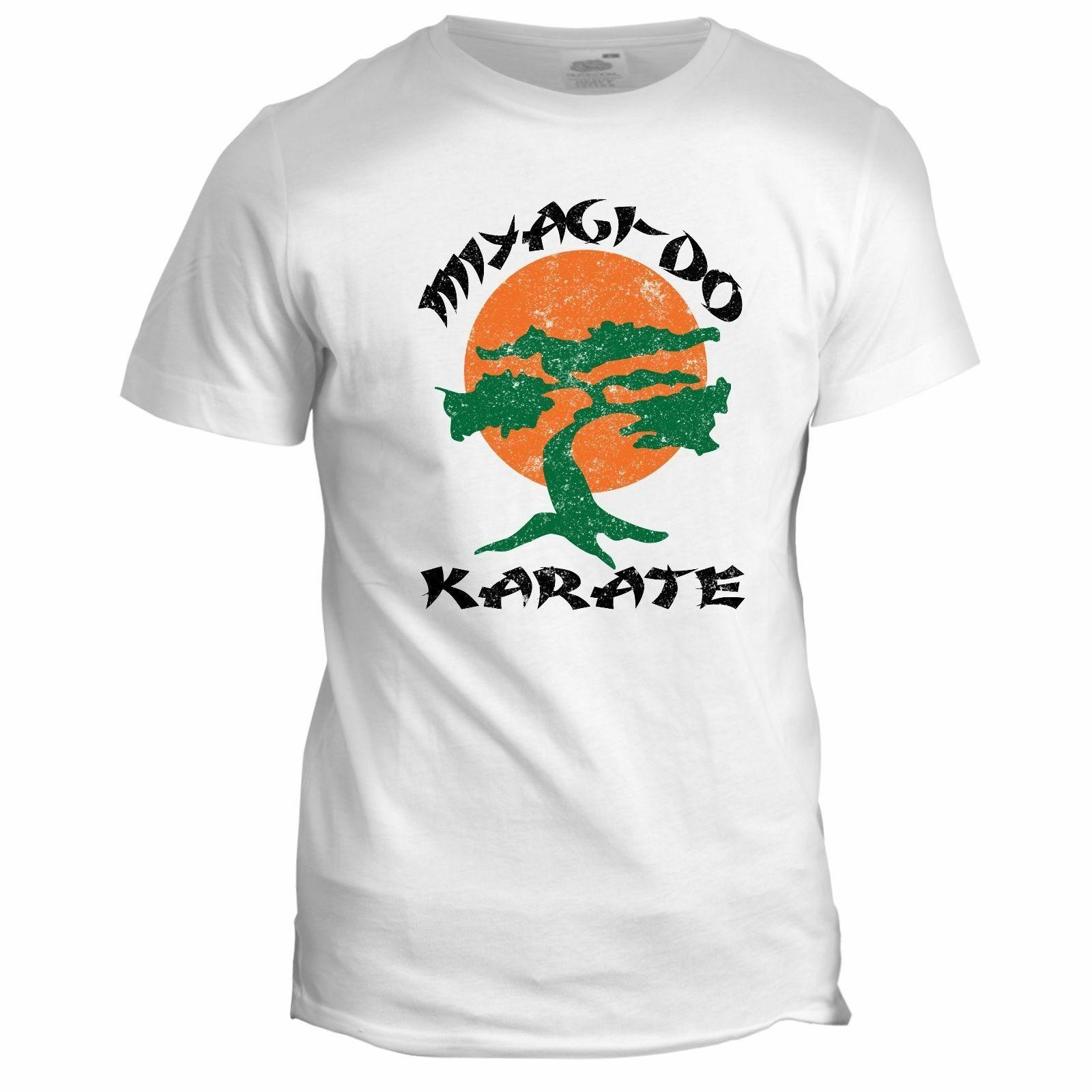 Karate Kid Japanese Kung Fu Martial Arts Chinese manga film movie sci fi T Shirt
