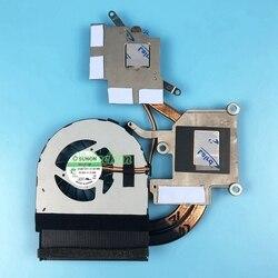 Nowy oryginalny notebook CPU wentylator chłodnicy dla Lenovo Ideapad G485 G480AM G580 G580AX G585 G480 radiator system chłodzenia wentylator chłodnicy