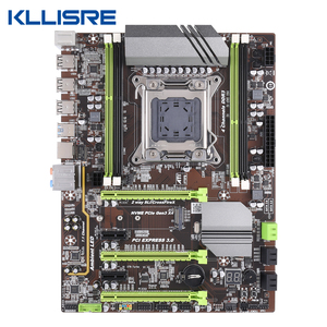 Image 2 - Kllisre X79 motherboard set with Xeon E5 2640 C2 4x4GB=16GB 1333MHz DDR3 ECC REG memory ATX USB3.0 SATA3 PCI E NVME M.2 SSD