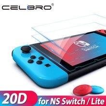Закаленное стекло для nintendo Switch Lite, защита экрана nintendo s NS Lite, защитные аксессуары, стеклянная пленка