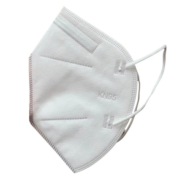 1pc KN95 Anti Flu Mouth Mask 95% Filtration Disposable Outdoor Protective Face Mask Respirator