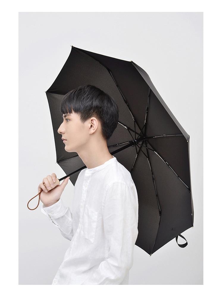 Vento Guarda-chuva em Estilo Japonês De Madeira
