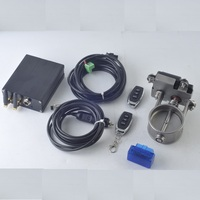 2/2.36/2.5/2.75/3 inch OBD2 Vacuum pump Exhaust Cutout Electric Control Valve Kit With remote control and APP control