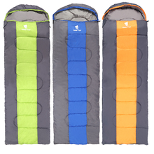 GeerTop sac de couchage de Camping, ultraléger, imperméable à leau avec sac de Compression, hiver tourisme pour adultes