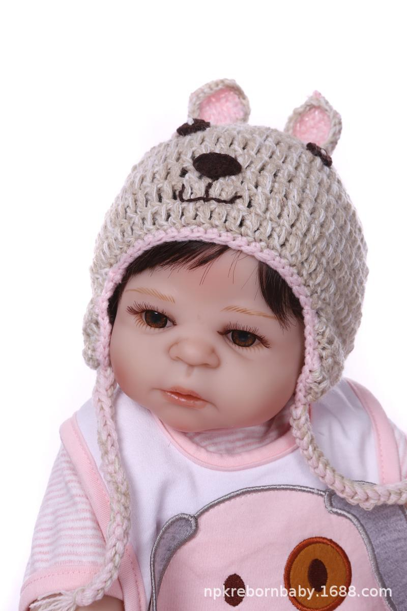 New Products Emulate Toy Infant Reborn Baby Doll Hottest Best Children'S Educational Toy Doll