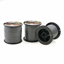 цены Ashconfish Braided Fishing Line 8strands 500M 1000M Spot line Abrasion Resistant Lines Incredible Superline Zero Stretch 6-300LB