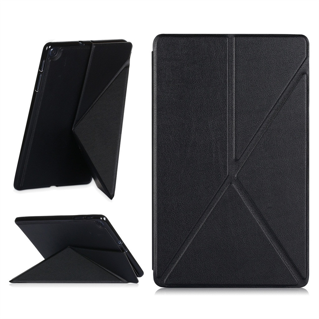 For Samsung Galaxy Tab A SM-T515/T510 10.1Inch 2019 Tablet Case Slim Stand Cover PC Leather Non-Slip Flat Cover